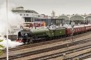 60163 'Tornado', Hull. 30.09.2021