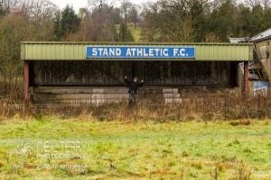 Abandoned sports ground, Rawtenstall. 30.12.2018