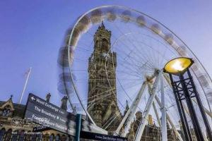 Bradford Wheel. 09.02.2018
