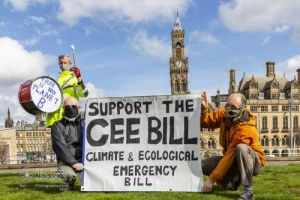 Bradford XR, CEE Bill banner. 26.03.2021
