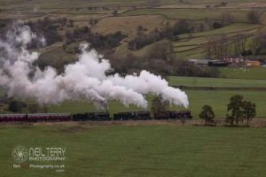 Churnet Valley Railway. 01.02.2020