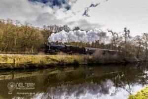 Churnet Valley Railway Steam Gala 04.02.2018