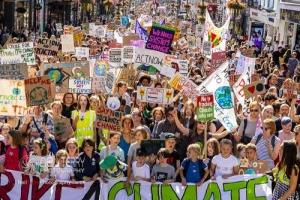 Climate Strike, Leeds. 20.09.2019
