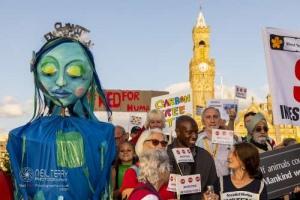 Climate walk, Bradford. 17.09.2021