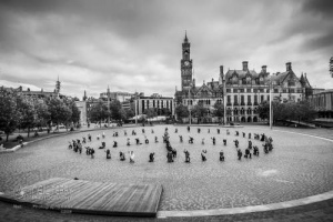 CND Photo Flashmob. Bradford. 16.07.2020