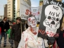 Dead Against Fossil Fuels march. Leeds 27.10.2018