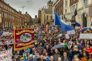 Defend Democracy, Leeds. 31.08.2019