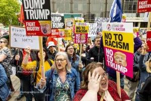 Dump Trump, Portsmouth. 05.06.2019