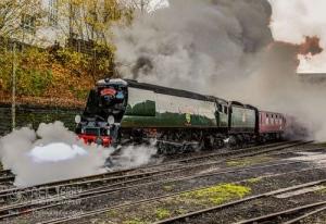East Lancashire Railway 24.11.2018