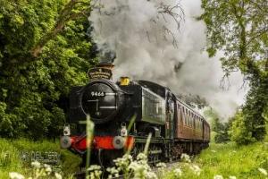 Ecclesbourne Valley Railway. 06.06.2021
