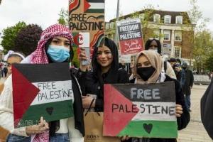 Free Palestine, Hull. 22.05.2021
