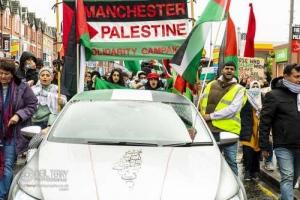 Free Palestine, Manchester. 15.05.2021
