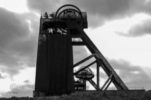 Hatfield Main pit, Doncaster. 26.09.2021