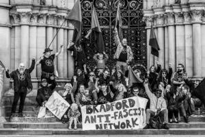 International Workers Day, Bradford. 01.05.2018