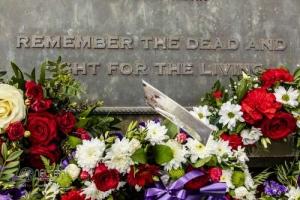 International Workers Memorial Day, Leeds & Bradford. 28.04.2021