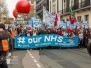 Its Our NHS National Demo. London 04.03.2017