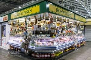 John Street Market, Bradford. 08.02.2021