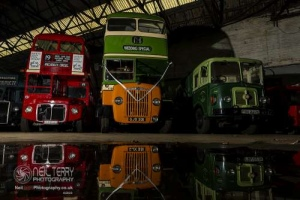 Keighley Bus Museum. 02.02.2020