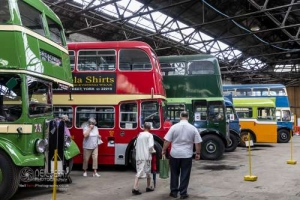 Keighley Bus Museum. 04.07.2021
