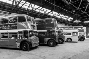 Keighley Bus Museum. 27.06.2021