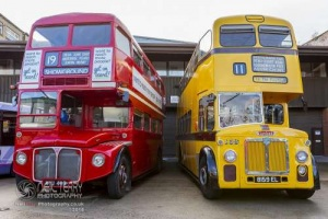 Keighley Bus Museum 28.10.2018