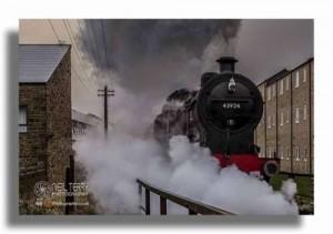 Keighley Worth Valley Railway 01.01.2017