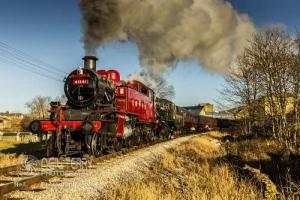 Keighley Worth Valley Railway 01.01.2019