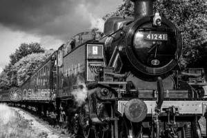 Keighley Worth Valley Railway. 01.09.2019