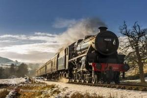 Keighley Worth Valley Railway 02.02.2019