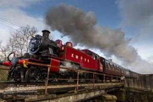 Keighley Worth Valley Railway. 04.01.2020
