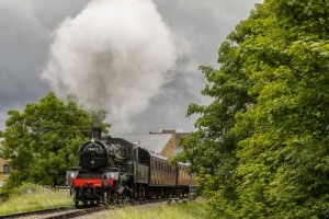 Keighley Worth Valley Railway. 04.07.2021