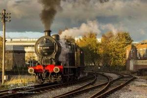 Keighley & Worth Valley Railway. 05.11.2017