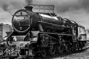 Keighley & Worth Valley Railway 07.10.2017