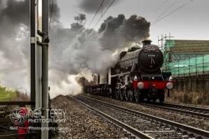 Keighley Worth Valley Railway 09.02.2019