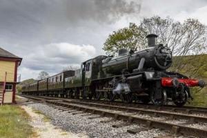 Keighley Worth Valley Railway. 09.05.2021
