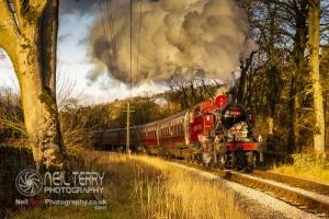 Keighley Worth Valley Railway 09.12.2018