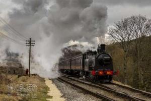 Keighley Worth Valley Railway 11.01.2020