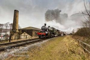 Keighley Worth Valley Railway 12.01.2019
