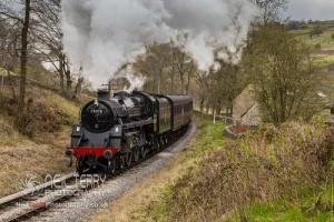 Keighley Worth Valley Railway 14.04.2019