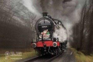 Keighley & Worth Valley Railway. 17.12.2017