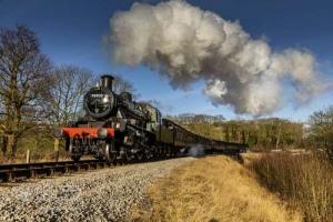 Keighley Worth Valley Railway 18.01.2020