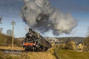 Keighley Worth Valley Railway. 19.01.2020