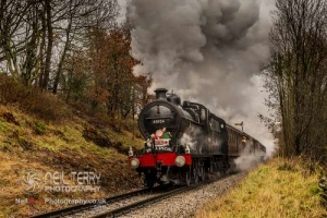 Keighley Worth Valley Railway 23.12.2018