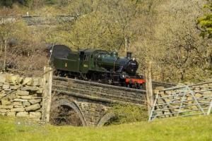 Keighley Worth Valley Railway. 24.04.2021