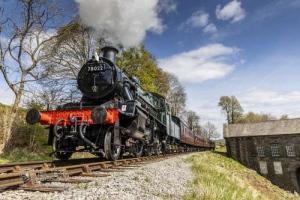 Keighley Worth Valley Railway. 25.04.2021
