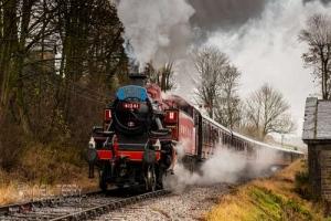 Keighley Worth Valley Railway 25.11.2018
