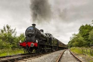 Keighley Worth Valley Railway. 27.06.2021
