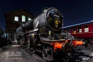 Keighley & Worth Valley Railway 28.12.2017