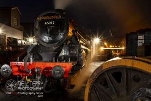 Keighley Worth Valley Railway 29.12.2019