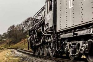 Keighley Worth Valley Railway 30.12.2017